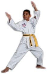 One of our super Karate Kids!